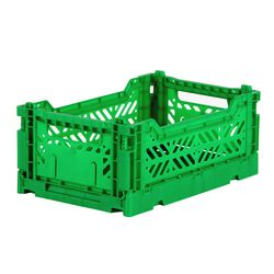 아이카사 폴딩박스 S light green