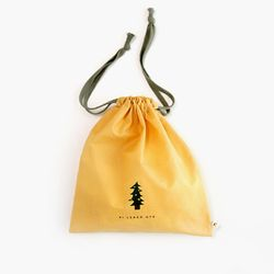Drawstring Pouch - (S) - PINE