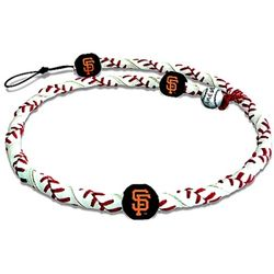 San Francisco Giants Classic Frozen Rope Baseball Necklace