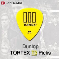 던롭 피크 Tortex T3 .73mm