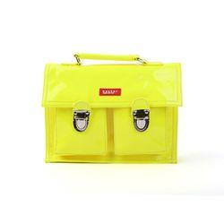 [bakker] 스페셜 사첼백 시리즈_S_neon yellow