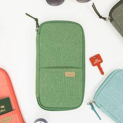 basic passport pouch