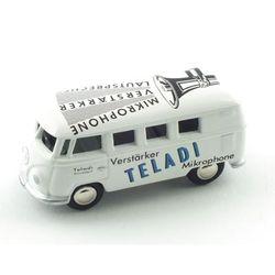 [~8/22까지] VOLKSWAGEN T1 Bus Teladi Elektroakustik 한정판 (PC620217WH) 폭스바겐 마이크로버스