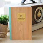 설교노트+성경읽기표-Natural Wood