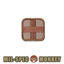 [Mil-Spec Monkey] MedicSquare1 (Desert) - 밀스펙 몽키 메딕 스퀘어1 0006 (Desert)