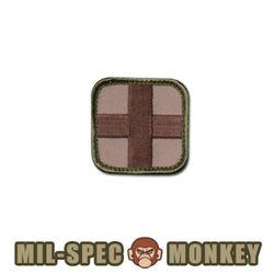 [Mil-Spec Monkey] MedicSquare1 (Multicam) - 밀스펙 몽키 메딕 스퀘어1 0006 (Multicam)