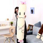 세상가장 큰 110cm 왕 소세지 쿠션인형(특왕)