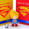 kuntoy figure-MAN OF STEEL(노랑머리)