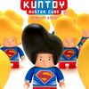 kuntoy figure-MAN OF STEEL(검정머리)