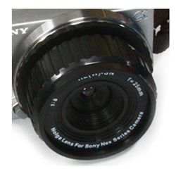 Holga Lens for Sony Nex Series SLR