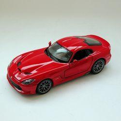 마이스토 1:24 2013 SRT 바이퍼 GTS(레드)