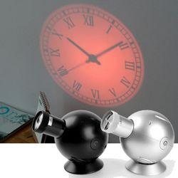 초대형 아날로그 프로젝션 시계 - 로마체