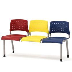 [체어피아] 라비스 3인용 의자 (착불)