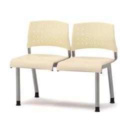 [체어피아] 라비스 2인용 의자 (착불)