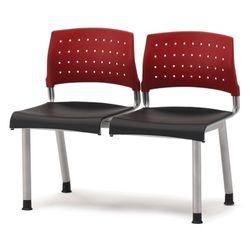 [체어피아] 라디스 2인용 의자 (착불)