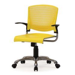 [체어피아] 회전 팔걸이 와퍼 의자 (착불)