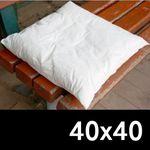 [콩지] 폴리에 목방석솜 40x40