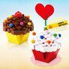 블록&페이퍼3422 컵케익