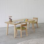 Cube table set