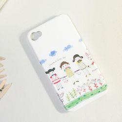 아이폰4 & 4S 케이스 - 프렌즈