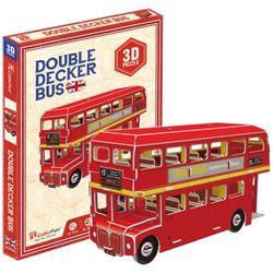 [S3018h]2층 버스-영국(Double Decker Bus-U.K.)