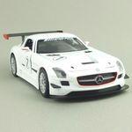 MERCEDES-BENZ SLS GT3 No.7 (MD511532WH) 벤츠 스포츠카