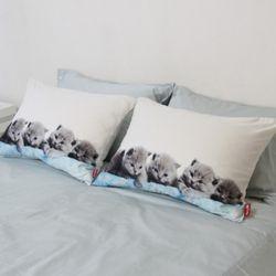 the kitties 베개커버 (40x60)