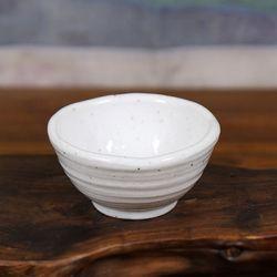흰여울 후식잔