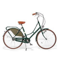 [GREEN]JANE CLASSIC Dutch Bike Hub 3 speed 프리미엄 더치바이크 제인 2014 NEW VERSION