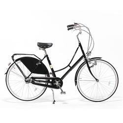 [BLACK]JANE CLASSIC Dutch Bike Hub 3 speed 프리미엄 더치바이크 제인 2014 NEW VERSION