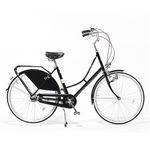 [BLACK]JANE CLASSIC Dutch Bike Hub 3 speed 프리미엄 더치바이크 제인 2014 NEW VERSION