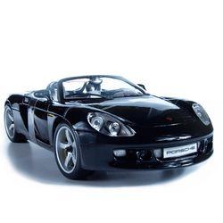 마이스토 1:18 프리미어 포르쉐 카레라 GT 그레이