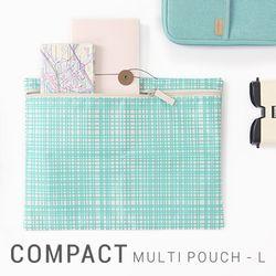 compact multi pouch-L