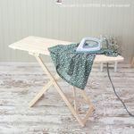 행복퐁퐁 다리미대 테이블 DIY - 상판추가 DIY