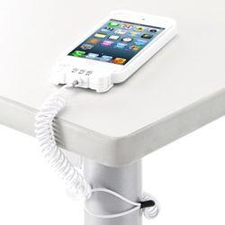 MAXTEK iPhone5 도난방지 스프링코드 와이어 잠금장치