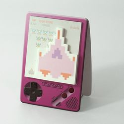 미니엣 게임 핑크 Mini at GAME pink