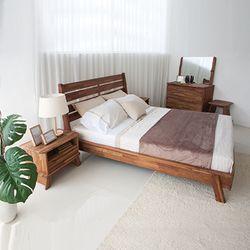 [OBZET] Vodder 보더 침실 패키지 (Q:1500)-매트리스 미포함