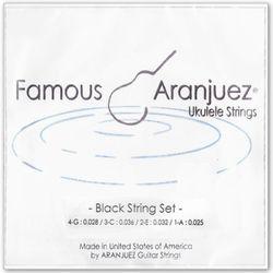 아랑훼즈 우쿠렐레스트링 Black string set