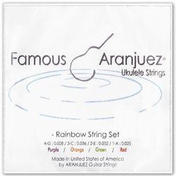 아랑훼즈 우쿠렐레스트링 Rainbow string set