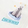 BAMBOO MINI TOWEL - save the arctic