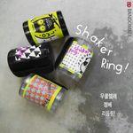 쉐이커링 shaker ring 우쿨렐레 리듬링 젬베 리듬링