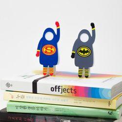 Book Heroes 나만의 슈퍼히어로 북마크 세트