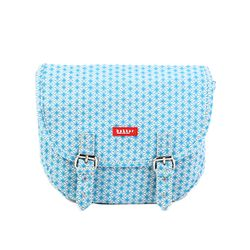 [bakker] Canvas Hobo Bag_x turquoise_Kids