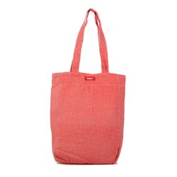 [bakker] Canvas Tote Bag_circles orange