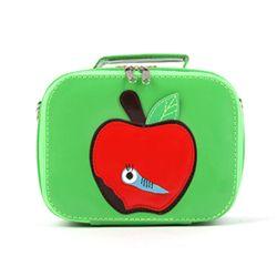 [bakker] Vinyl lunch box_green