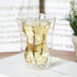Body Line Double-walled glass (바디라인 유리잔)