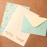 Floral Letter Set 메리골드