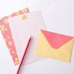 Floral Letter Set  수선화
