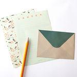 Floral Letter Set  소국