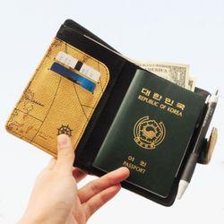8000지도여권지갑(랜덤발송)